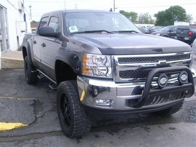Rocky Ridge Custom Chevy Trucks: 2012