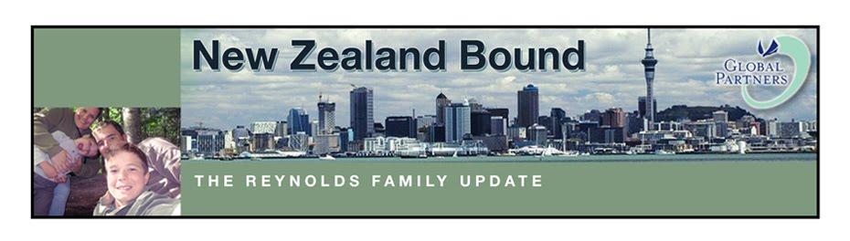 New Zealand Bound