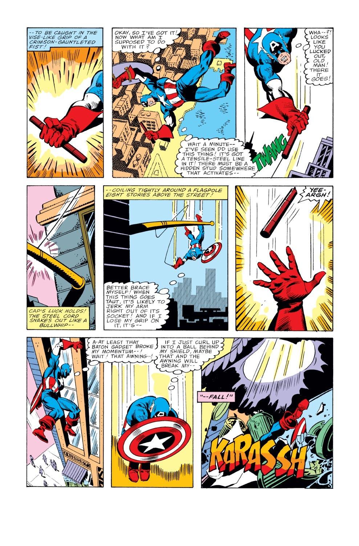 Captain America (1968) Issue #236 #151 - English 7