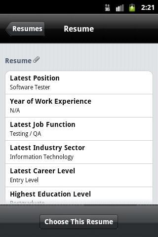 Application Name : JobsDB