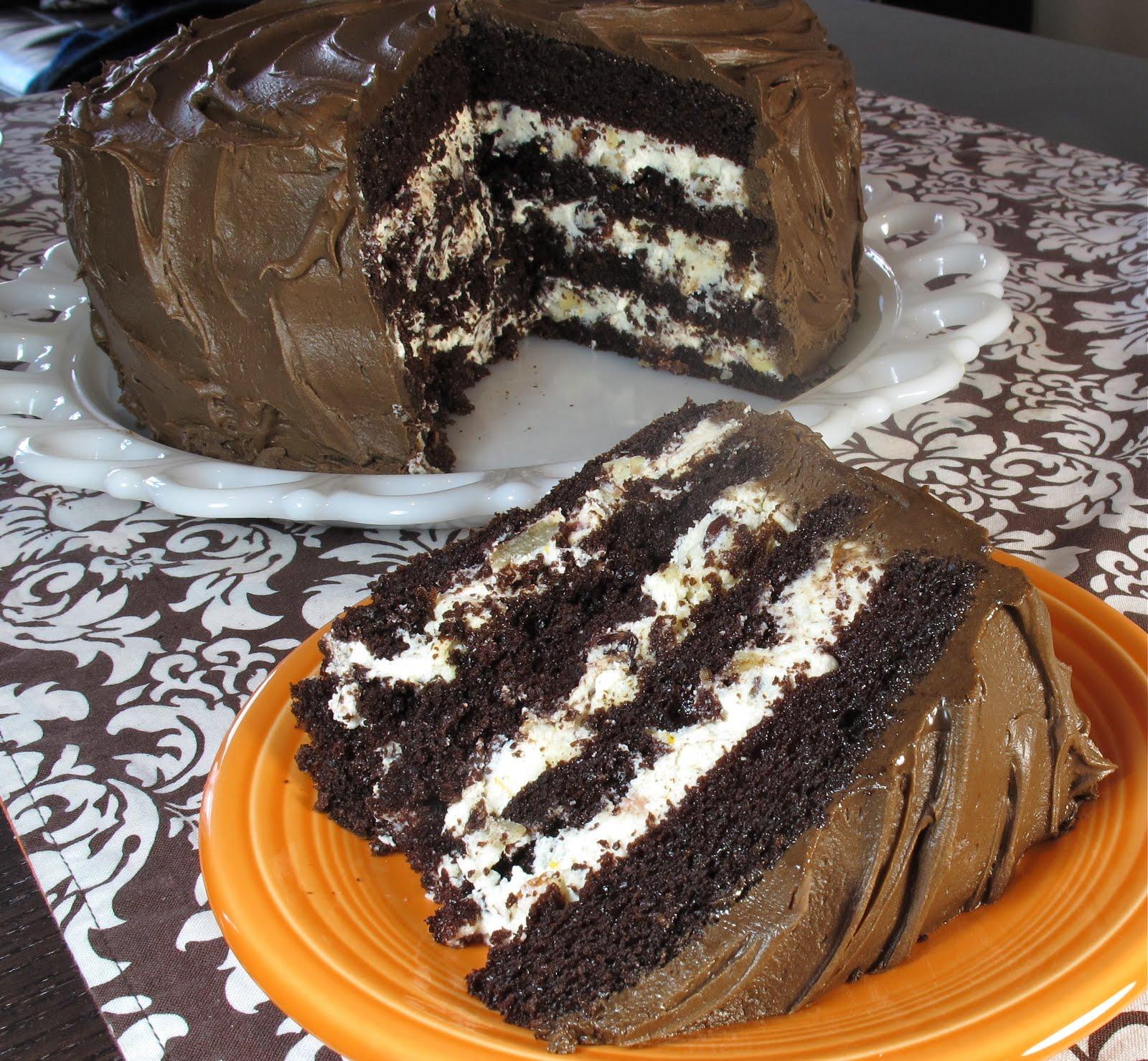 BluKatKraft: Recipe: Easy Quick Fix Ricotta Cake