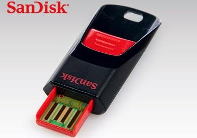 Pendrive SanDisk 32 GB z Biedronki