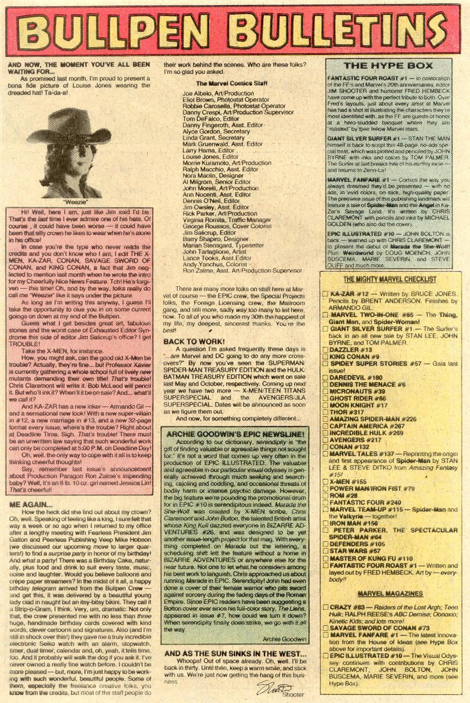 Conan the Barbarian (1970) Issue #132 #144 - English 26