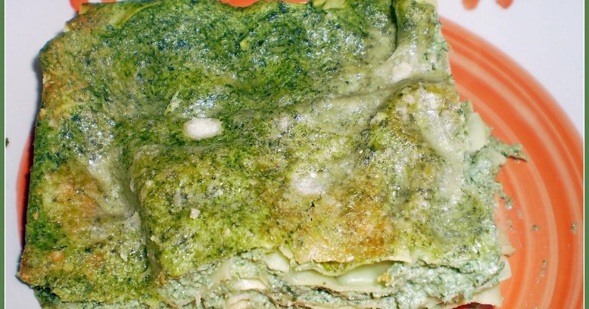 Cucina pasticci lasagne ricotta e spinaci - Cucina e pasticci ...