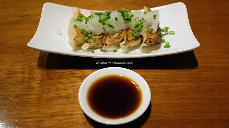 Ippudo Philippines Latest Miso Akamaru Ramen Review Gyoza