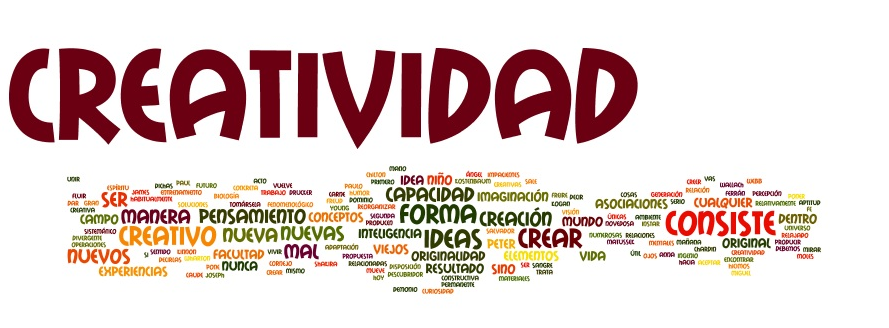 creatividad usan do la herramienta wordle
