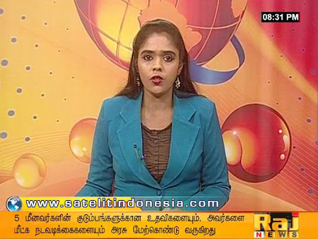 Raj News 24x7 channel fta di asiasat 5