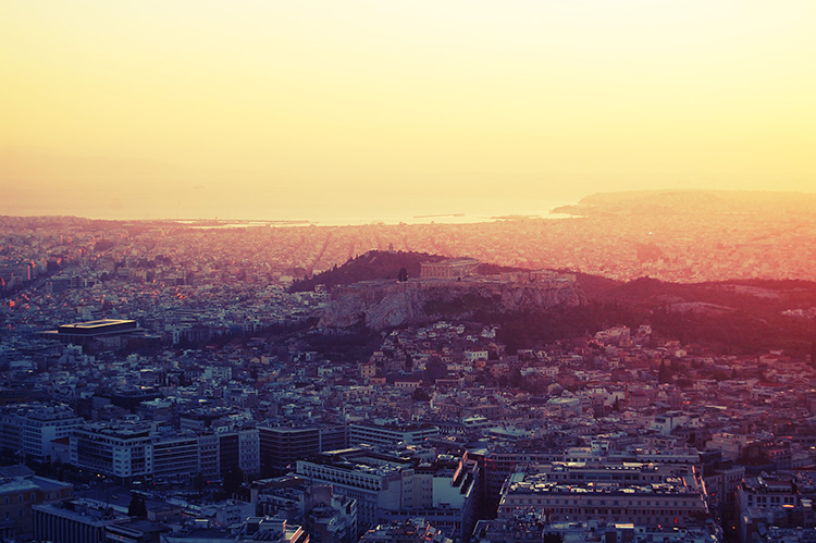 Acropolis_Athens Greece one-day itinerary