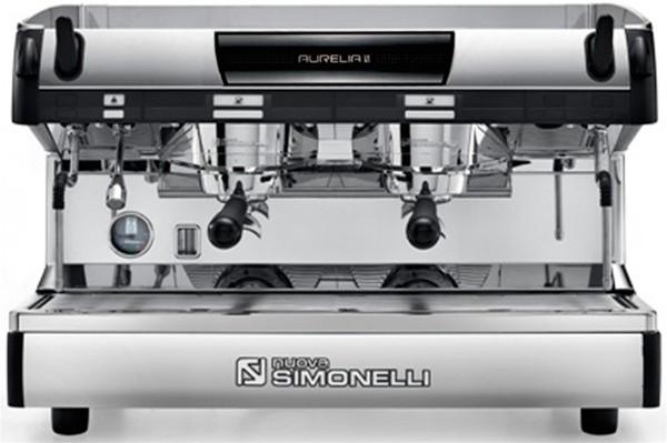 Expensive Coffee Maker Reviews : Nuova Simonelli Reviews: Nuova Simonelli Aurelia II - S/A Espresso Machine