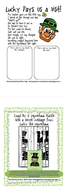 https://www.teacherspayteachers.com/Store/Mrs-Miners-Monkey-Business/Category/Freebies/Search:leprechaun%20