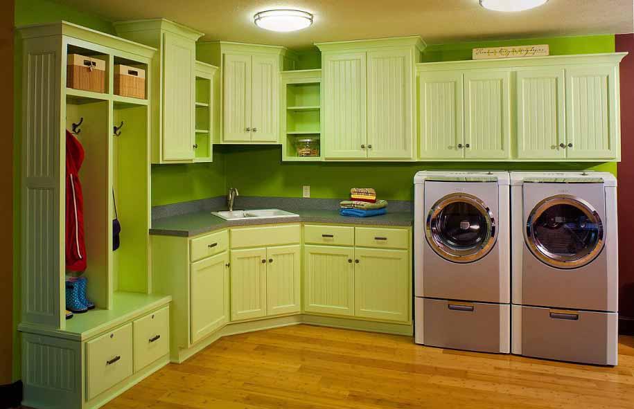 Tips Membuat Desain Ruang Cuci Pakaian Yang Bersih dan Nyaman