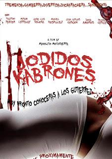 Jodidos kabrones (2012) Español Latino