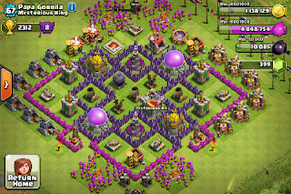Clash Of Clans 7.65.5 APK MOD Hack Terbaru 2015