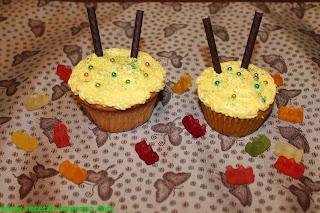 Cupcake limoncello.