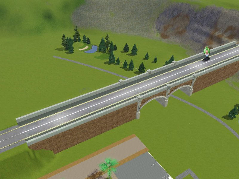 Old bridge for CAW | Simming In Magical Style