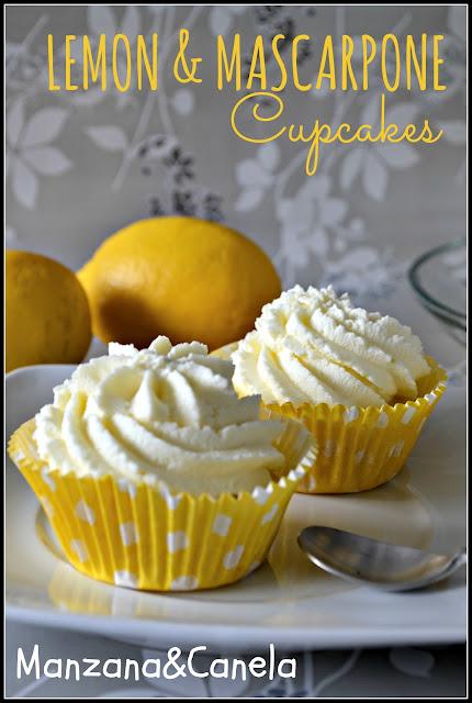 Cupcakes de lim...