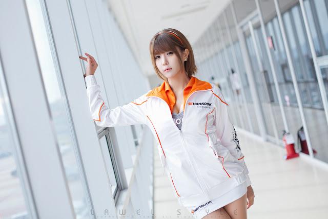 3 Heo Yoon Mi - DDGT 2012 R1-very cute asian girl-girlcute4u.blogspot.com