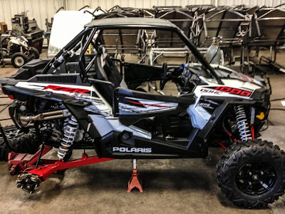 TMW Roll Cage for the Polaris RZR XP 1000