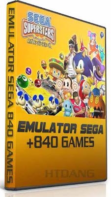 Sega Megadrive Genesis Emulator + 840 Games Emulator 2Bsega 2Bby 2Bclic 2Bbaixaki