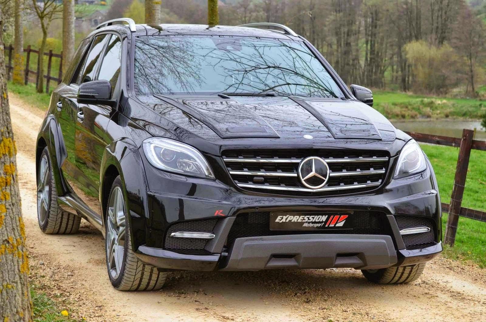 Automotivegeneral 2017 topcar mercedes benz ml 63 amg for Mercedes benz ml 2017