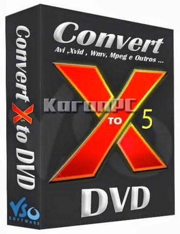 VSO ConvertXtoDVD Free