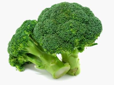 Brokoli pencegah Jerawat ?