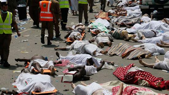 Tragedi Mina Satu Komplot Mossad-Arab Saudi?