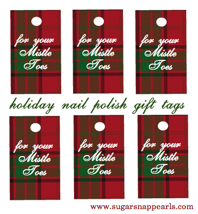 foto de Sugar Snap Pearls {Archive}: Gift Guide: For Your Mistle Toes