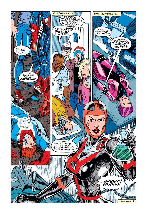 Captain America (1968) Issue #439 #389 - English 22