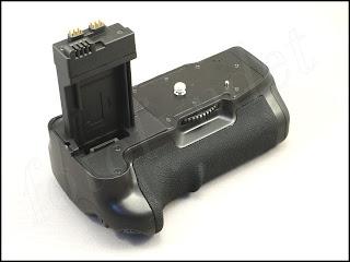 Batterigrepp BG-E8, för Canon EOS 650D