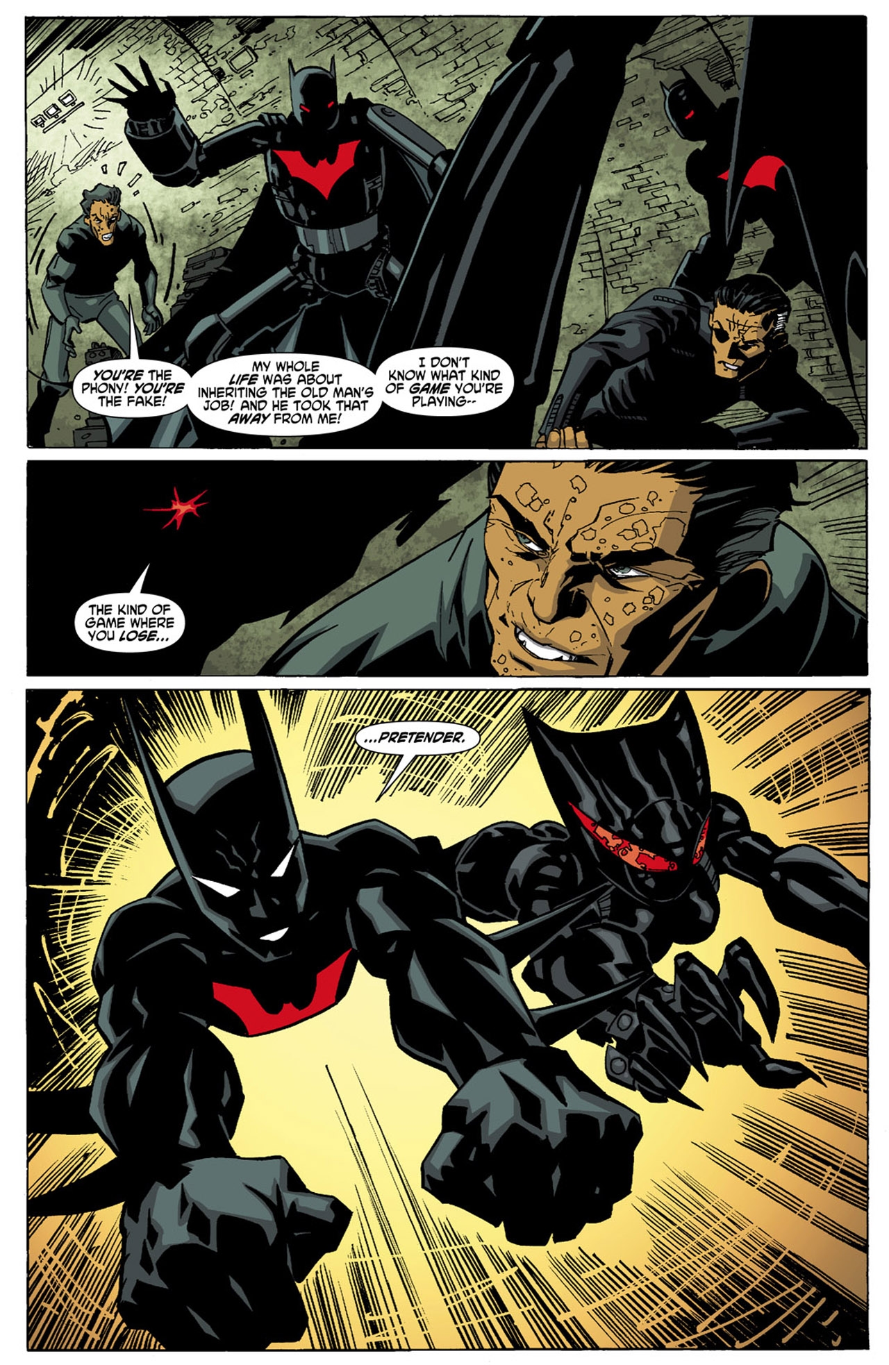 Batman Beyond (2010) Issue #6 #6 - English 14
