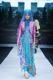 pertunjukan fashion show