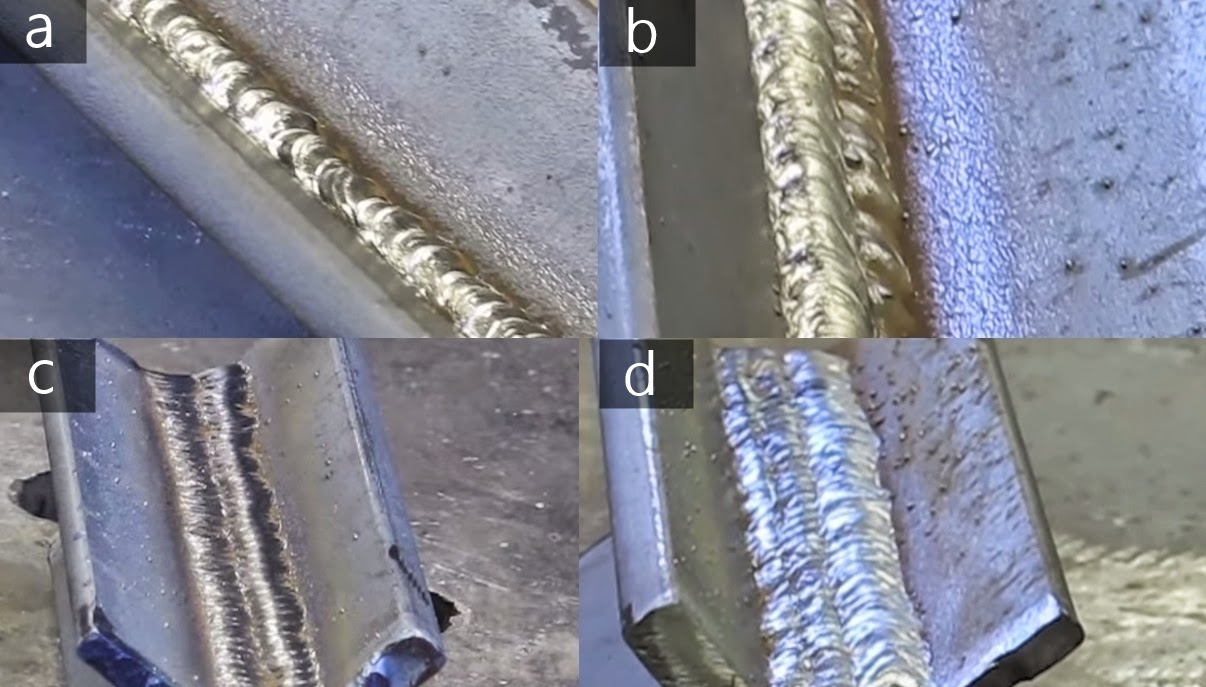 how to mig weld thick structural plates weldpedia short circuit transfer mode is the recommended method for structural mig welding