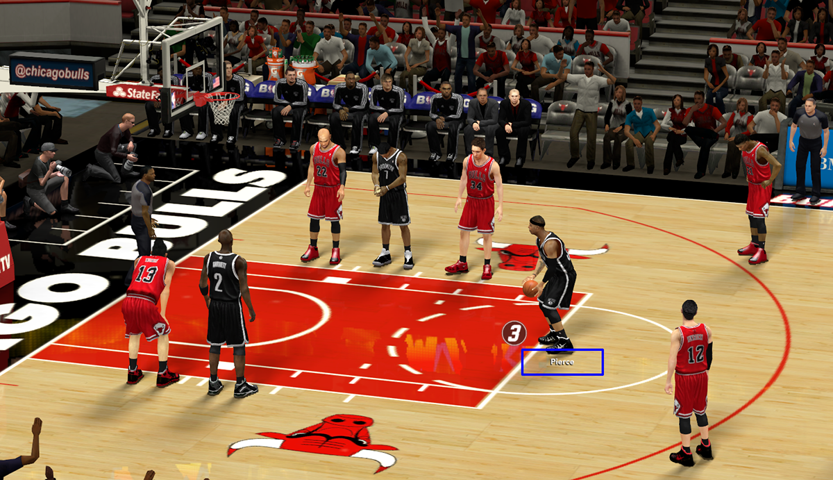 Player Indicator Name NBA2K