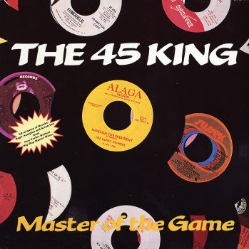 45 King – Master Of The Game (1989, 320, LP) *LINK UPDATED WITH 320*
