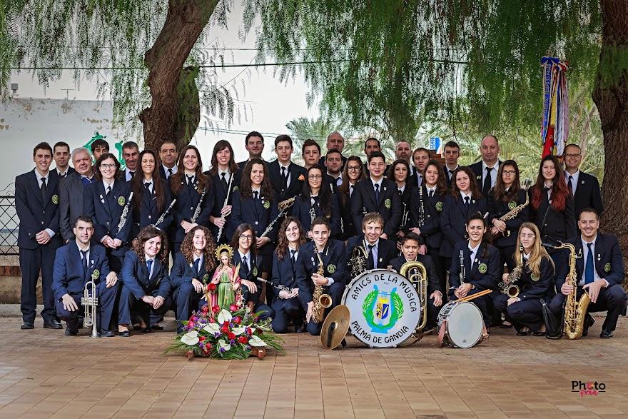 Associació Amics de la Musica de Palma de Gandia