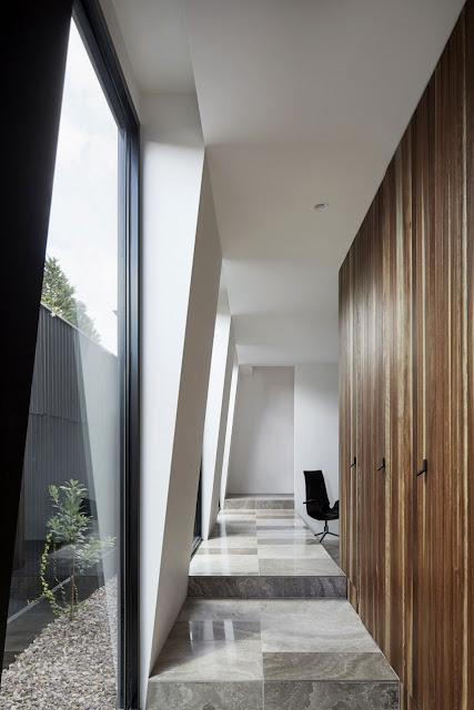 House 3 - Contemporary House with Wooden Facade in Victoria