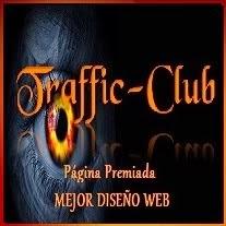 Premio Traffic-Club al mejor diseño web