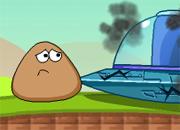 Pou Spaceship