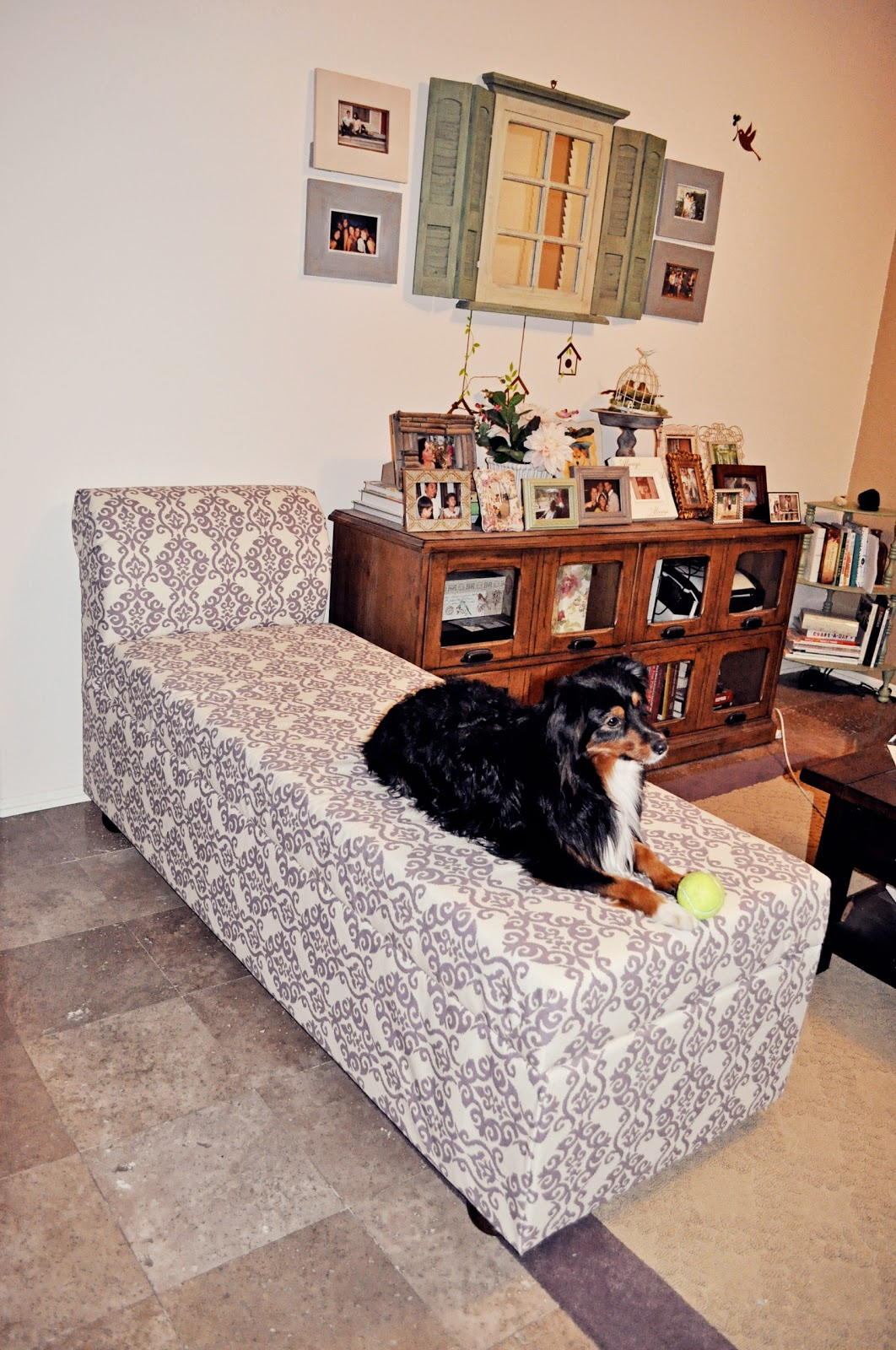 It All Started One Night Just Web Surfing And I Stumbled On To Lazy Liz On  Less Blog And Found This Awesome Plan She Had On A Storage Chaise Lounge!