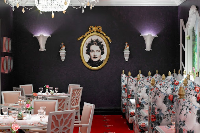 the greenbrier resort dorothy draper room