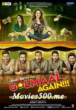 Golmaal Again 2017 Hindi Full Movie DVDRip 720p at rmsg.us