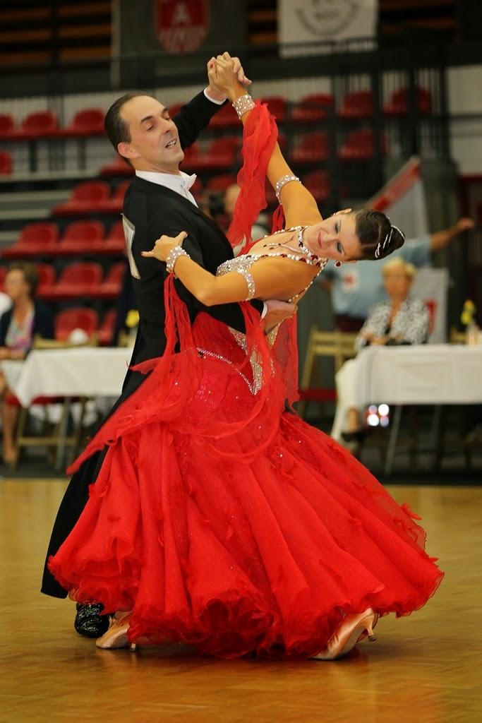Baltic Open 2014 Filip Demuinck Kristel Pardon