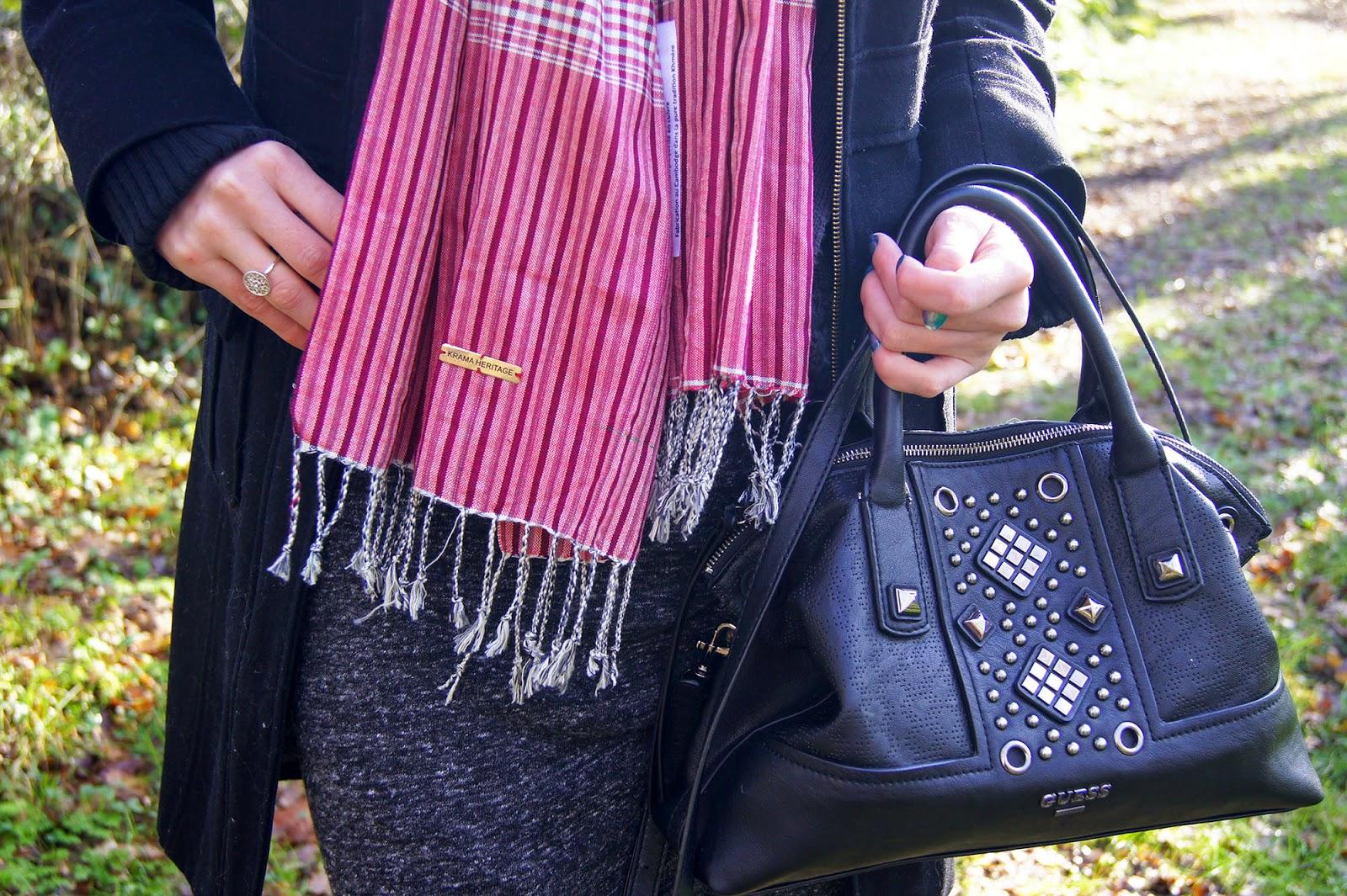 foulard krama heritage