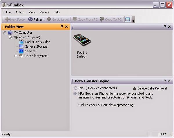 برنامج ifunbox 2014 للايباد والايفون اخر اصدار