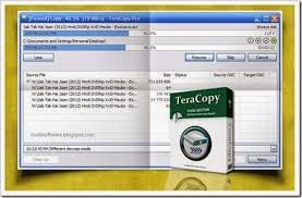 TeraCopy Pro 2.27 with Serial Key Full Version download free