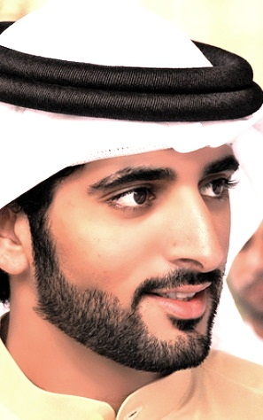 Hamdan bin Mohammed Al Maktoum (Fazza)