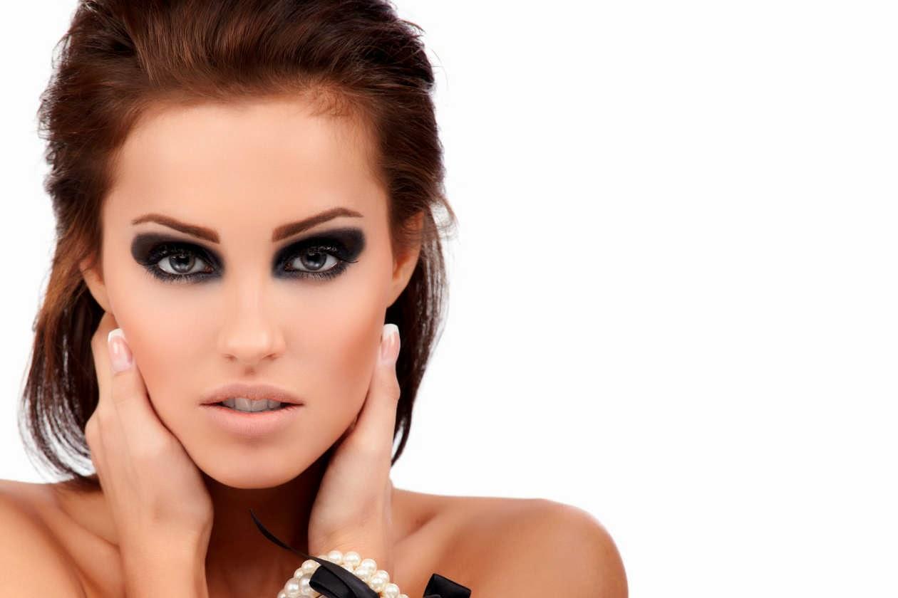 Maquillaje de ojos. Como maquillarse los ojos Aprende con