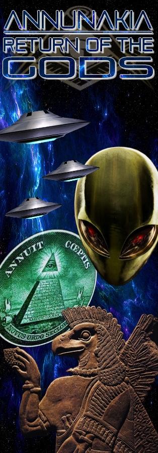 Extraterrestres e Iluminatis: