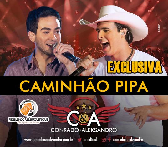 Conrado e Aleksandro - Caminhão Pipa – Mp3 (2014)